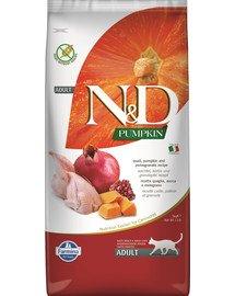 N&D Cat Pumpkin Quail & Pomegranate 1.5 kg