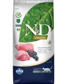 N&D Lamb & blueberry adult cat 5 kg