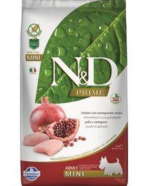 N&D Prime Dog Chicken & pomegranate adult mini 7 kg