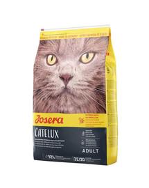 JOSERA Cat Catelux przeciwdziała powstawaniu kul włosowych 2 kg