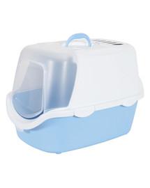 Kuweta CATHY Easy Clean z filtrem kolor niebieski