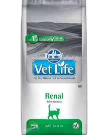 Vet Life Renal Cat 10 kg