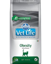 Vet Life Cat Obesity 5 kg