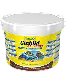 Cichlid XL Flakes 10 L