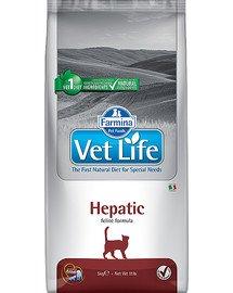 Vet Life Hepatic Cat 10 kg