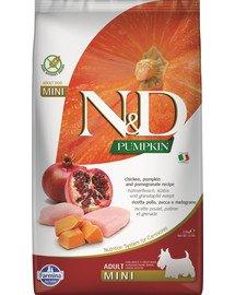 N&D Pumpkin Adult Mini Chicken & pomegranate 2,5 kg