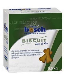 Biscuit Lamb&rice ciasteczka dla psów 5 kg