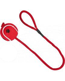 Piłka tenisowa na sznurku 6,5 cm/50 cm