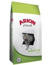 Friends Adult cat 15 kg
