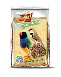 Owocowe nasiona dla ptaków egzotycznych 150 g