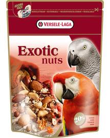 Exotic Nuts 750 g Mieszanka Orzechowa Dla Dużych Papug
