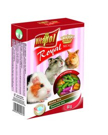 Menu paluszki - mix 60 g
