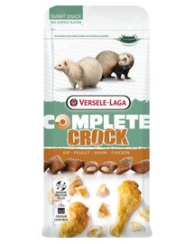 Crock Complete Chicken 50 g - Przysmak Z Kurczakiem Dla Fretek