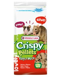 Rat/Mouse pro 1 kg - granulat szczury i myszy