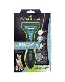 Undercoat deShedding dla kotów krótkowłosych - Small
