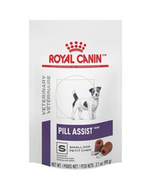 Pill Assist Small Dog cukierki do podawania tabletek 90 g