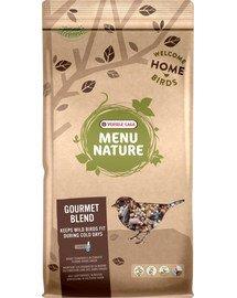 Gourmet Blend 3 kg - wysokoenergetyczna mieszanka z proteinami zwierzęcymi (suszony mącznik) i tłuszczowymi granulkami
