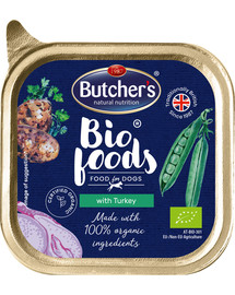BIO foods indyk tacka 150 g