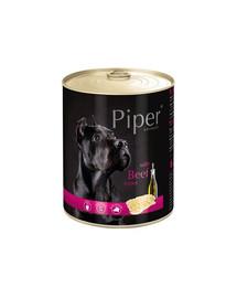 PIPER z żołądkami wołowymi 800 g mokra karma dla dorosłych psów