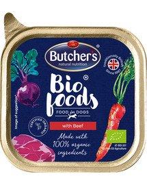 BIO foods wołowina tacka 150 g