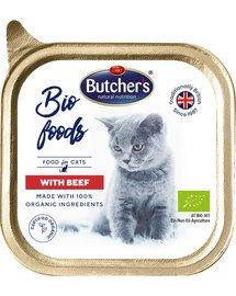 BIO foods wołowina tacka 85 g