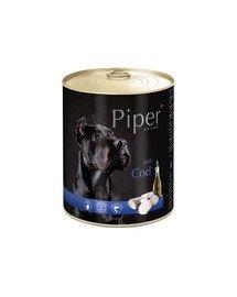 PIPER z dorszem 800 g mokra karma dla dorosłych psów
