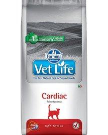 Vet Life Cat Cardiac 2 kg
