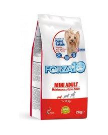 Mini Maintenance jeleń i ziemniaki sucha karma dla psów dorosłych ras małych 2 kg