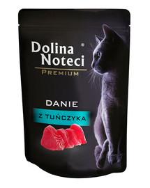Premium Danie z tuńczyka dla kotów dorosłych 85 g
