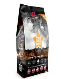 Pełnoporcjowa sucha karma dla psów Multiproteina 12 kg
