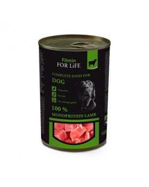 For Life Dog Lamb 400 g bezzbożowa karma dla psów jagnięcina