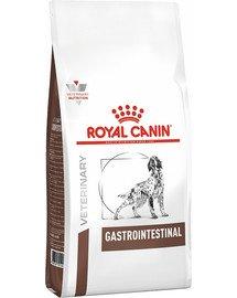 Royal Canin VET DOG GASTRO Intestinal Karma dla psa 15kg