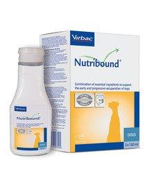 Nutribound Roztwór doustny dla psów w czasie rekonwalescencji 3 x 150 ml