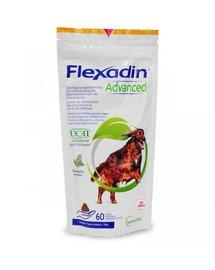 Flexadin Advanced 60 kąsków preparat wzmacniający stawy dla psów
