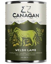 Dog Welsh lamb mokra karma dla psa walijska jagnięcina 400 g