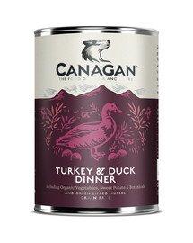 Dog Turkey&Duck mokra karma dla psów indyk z kaczką 400 g