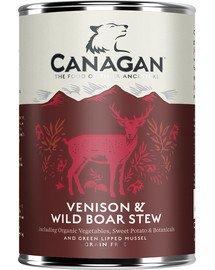 Dog Venisson & Wild mokra karma dla psów dziczyzna 400 g