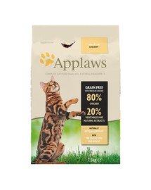 Dry cat Adult kurczak karma dla dorosłych kotów 7,5 kg