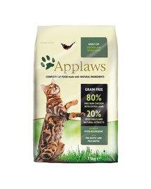 Dry cat Adult kurczak i jagnięcina karma dla dorosłych kotów 7,5 kg