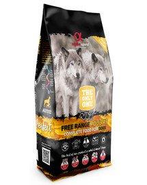 Pełnoporcjowa sucha karma dla psów Poultry drób 12 kg