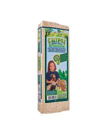 Chipsi Green Apple Ściółka 15 l / 1 kg