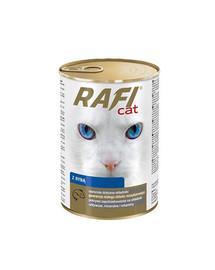 Rafi Adult Ryby Mokra karma dla kota 415 g