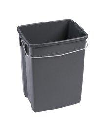 Pojemnik na odpady 10l bio szary