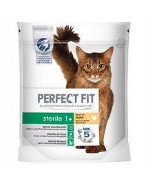 (Sterile 1+) 4,5kg Bogaty w wołowinę - sucha karma dla kotów po sterylizacji