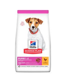 Science Plan Canine Puppy Small&Mini Chicken New 3 kg