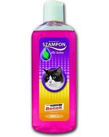 Szampon Aloesowy pielęgnacyjny dla kota 200 ml