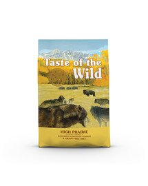 High Prairie 5,6 kg z bizonem i pieczonym jeleniem
