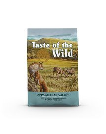 Appalachian Valley Małe Rasy 12,2 kg z jeleniem i ciecierzycą