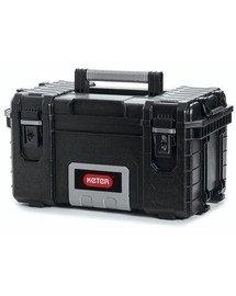 Skrzynka Rigid  tool box czarny/czerwony