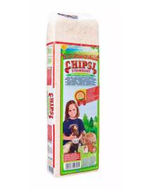 Chipsi strawberry 15l (1 kg) - trociny o zapachu truskawkowym